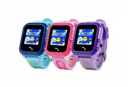 Водонепроницаемые детские умные GPS часы Smart Baby Watch GW400E