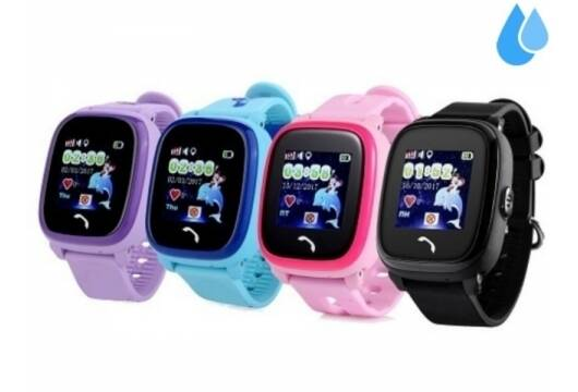 GPS-часы Smart Baby Watch GW400S ВОДОНЕПРОНИЦАЕМЫЕ