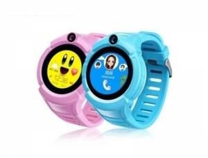 Часы Smart Baby Watch GW600 (Q360)