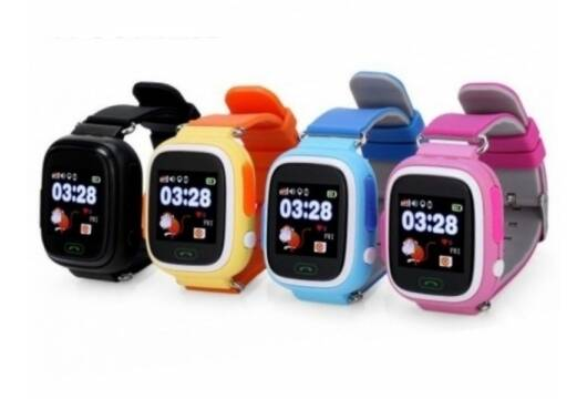 Часы Smart Baby Watch Q80