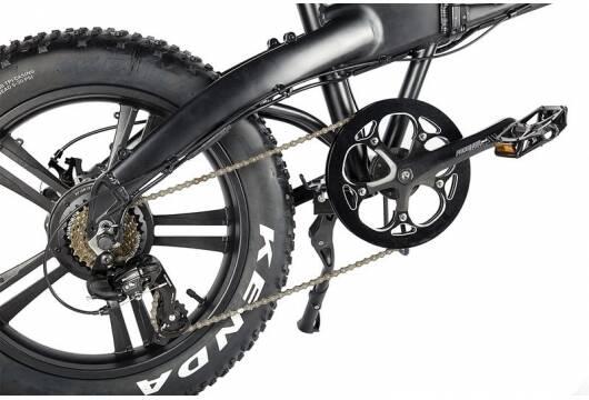 Велогибрид Eltreco Insider