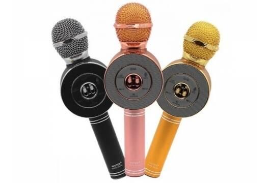 Караоке микрофон WSTER WS-668