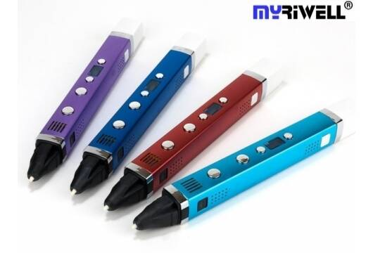 3D-Ручка MyRiwell c дисплеем RP-100C  (5-е поколение)
