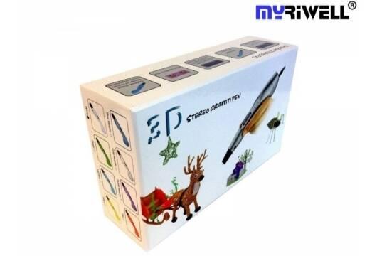 3D-Ручка MyRiwell с OLED-дисплеем RP-400А (3-е поколение)