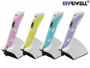 3D-Ручка MyRiwell с LCD-дисплеем RP-200B (беспроводная)
