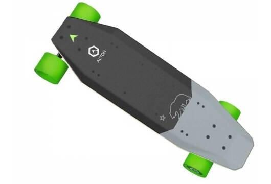 Электроскейтборд Xiaomi Acton Smart Electric Skateboard X1