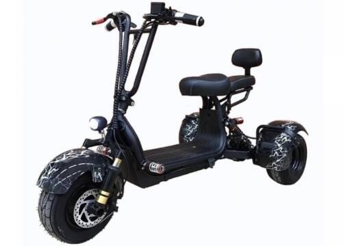 Электротрицикл CityCoco GT-X3