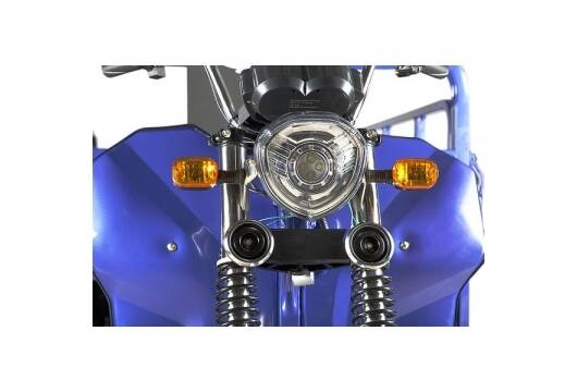 Грузовой электрический трицикл Rutrike Атлант 2000 72V 2200W