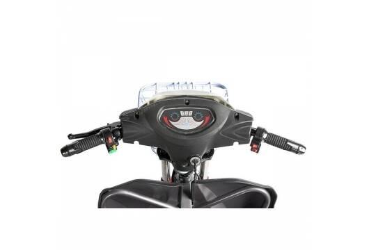 Грузопассажирский электрический трицикл Rutrike D1 ГП 1200 60V 900W