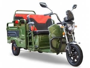 Грузопассажирский трицикл Rutrike Вояж-П 1200 60V 800W