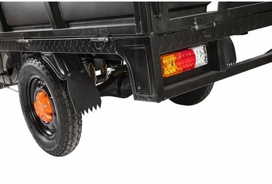 Грузовой электрический трицикл RuTrike D4 1800 60V 1200W